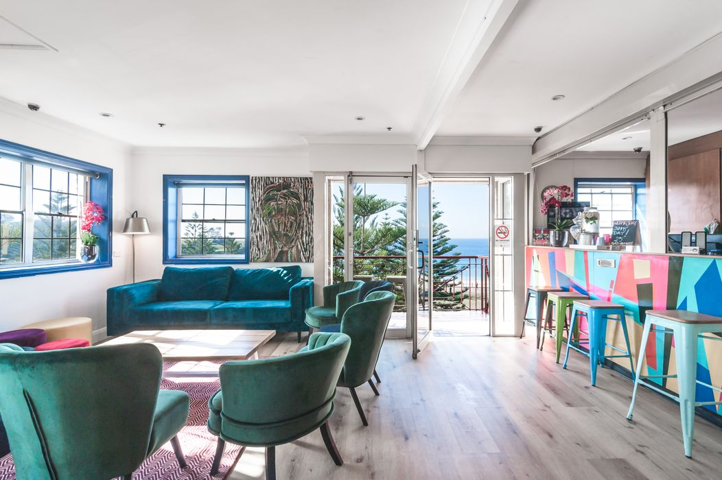 Student accommodation photo for Mad Monkey Hostel Coogee Beach in Coogee, Sydney
