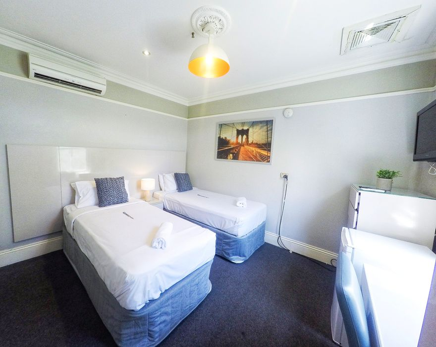 Student accommodation photo for Park Side - Surry Hills in Inner Sydney, Sydney