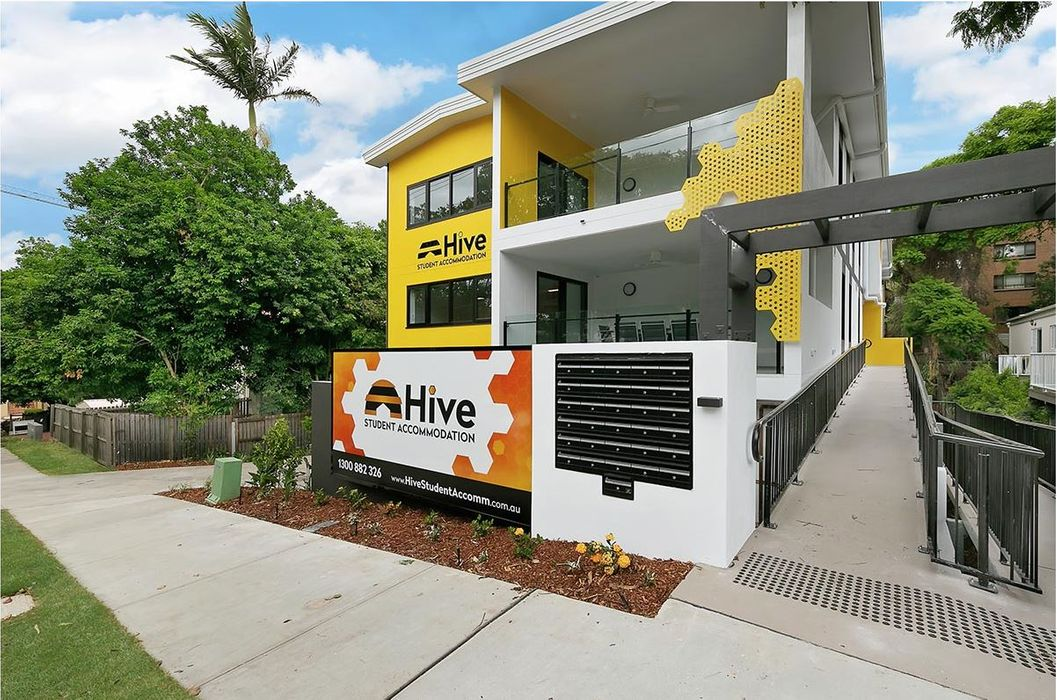 Student accommodation photo for Hive @ 109 Sir Fred Schonell Drive in Central Brisbane, Brisbane