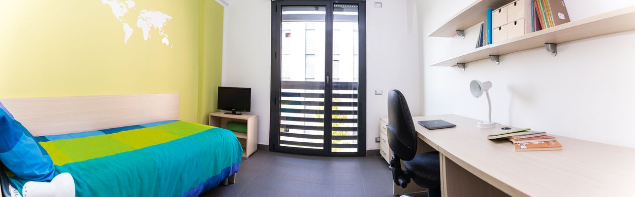 Student accommodation photo for Campus X in Municipio VII, Rome