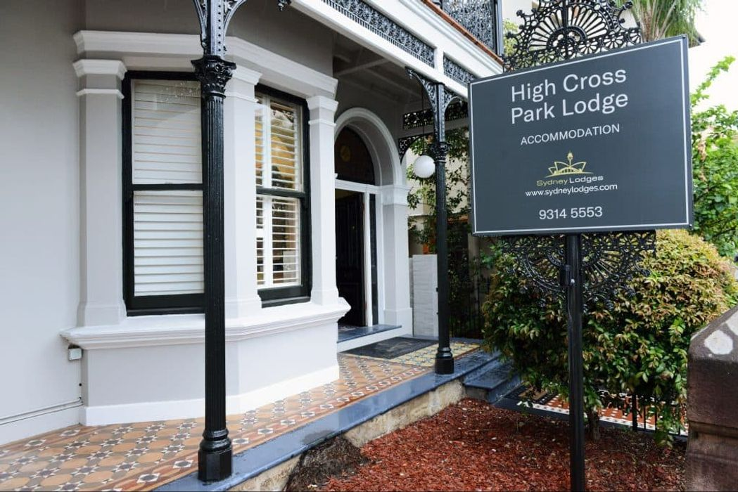 Student accommodation photo for High Cross Park Lodge in Randwick, Sydney