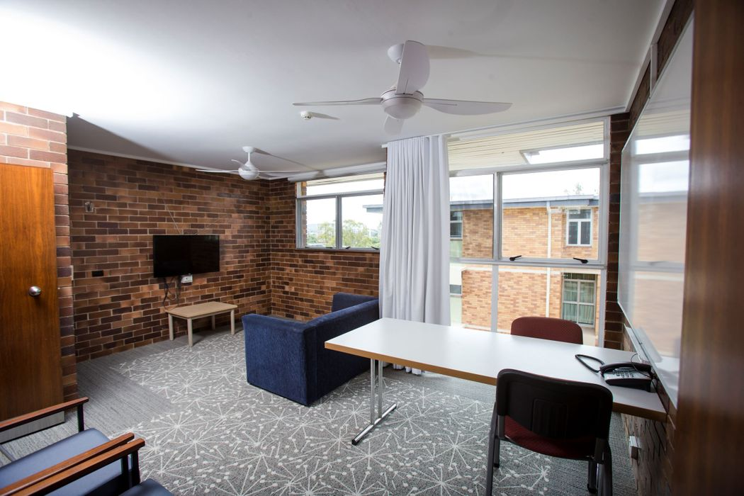 Student accommodation photo for Grace College in St Lucia, Brisbane