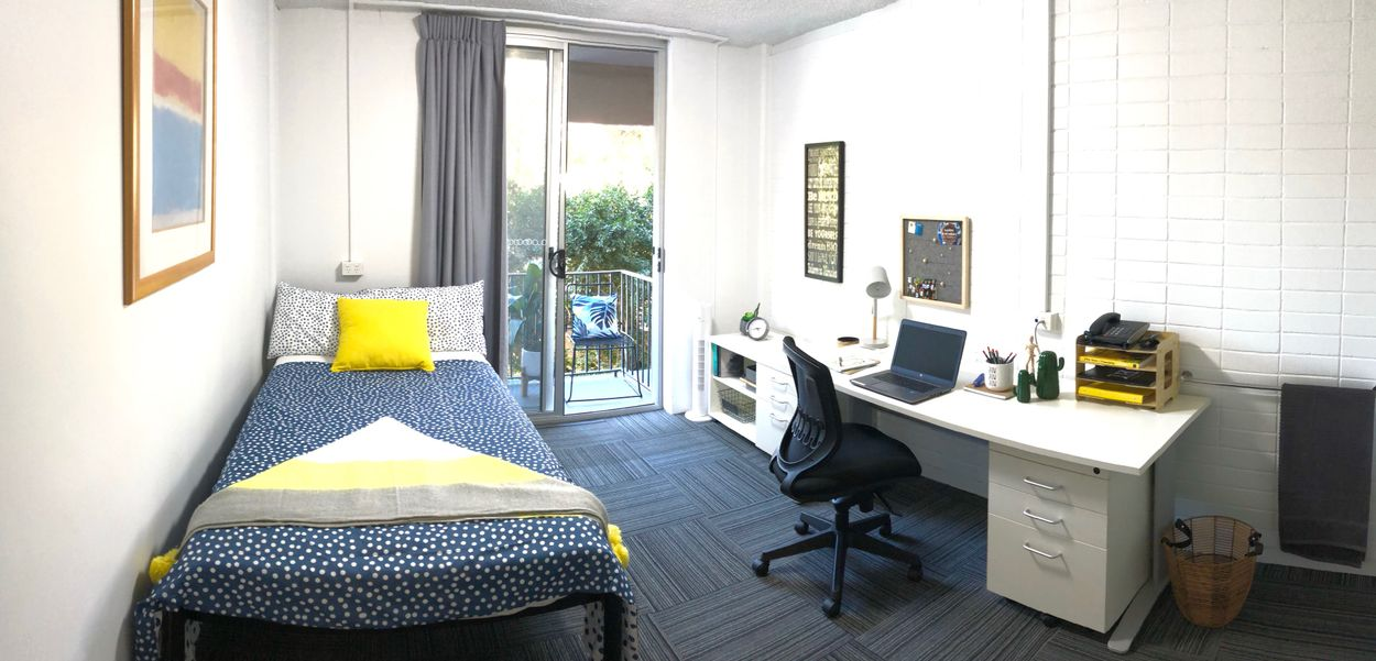 Student accommodation photo for International House Brisbane in St Lucia, Brisbane