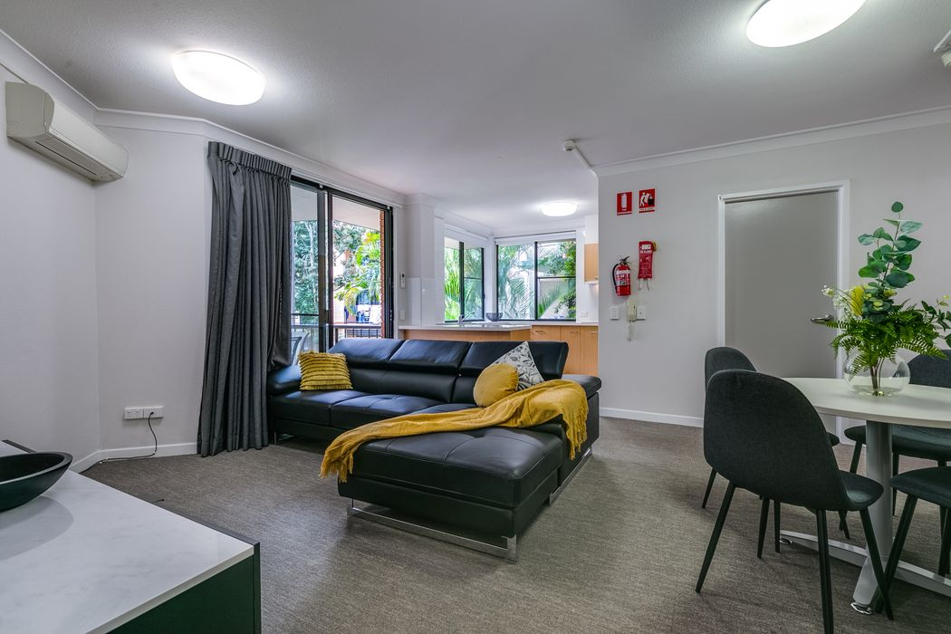 Student accommodation photo for Campus Lodge in St Lucia, Brisbane