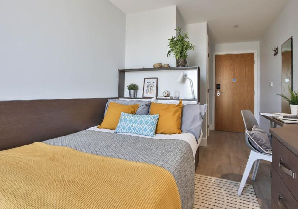 Student accommodation photo for iQ Penworks House in Birmingham City Centre, Birmingham