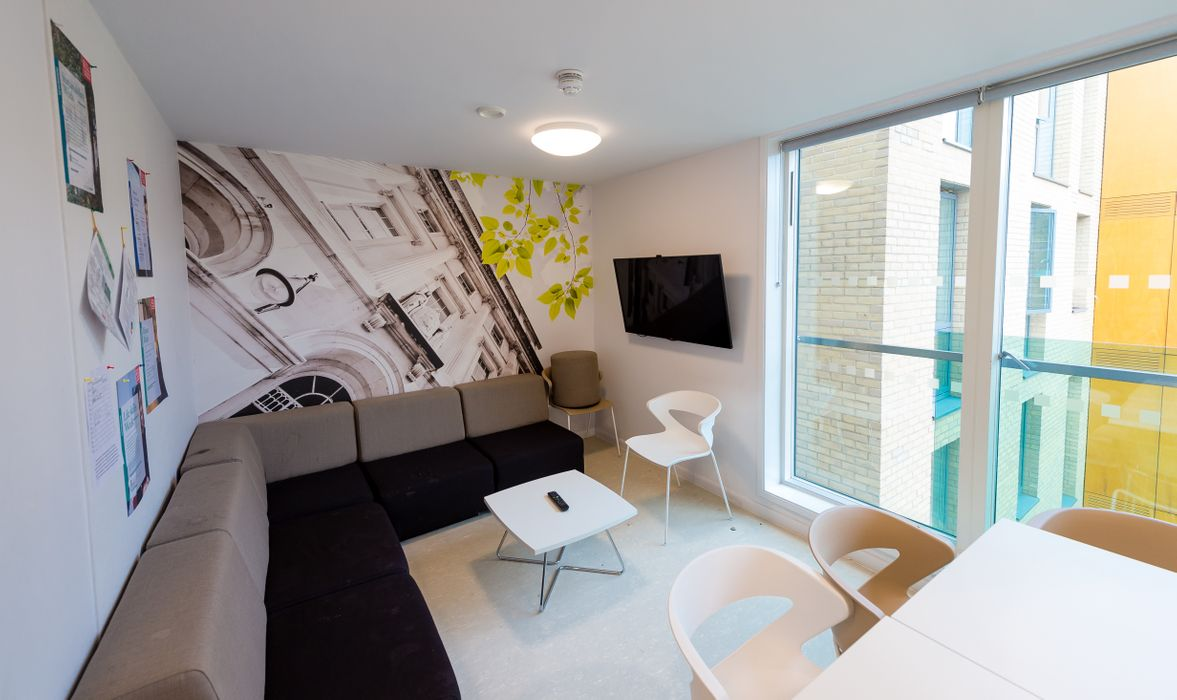 Student accommodation photo for Champion Hill - King's College London in South London, London