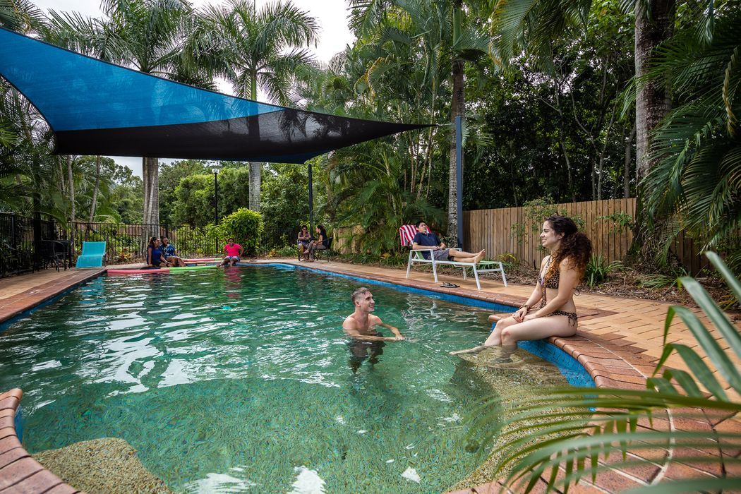 Student accommodation photo for Cairns Student Lodge in Smithfield, Cairns
