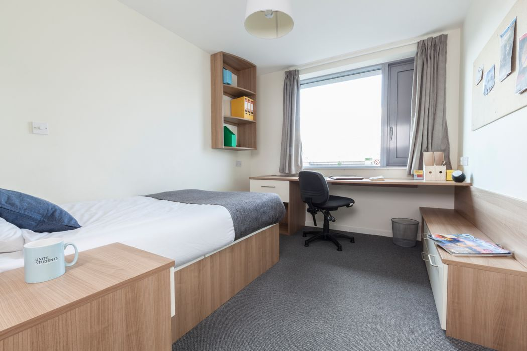 Student accommodation photo for Moonraker Point - King's College London in South Bank & Southwark, London