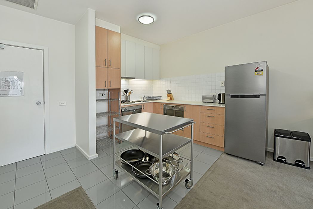 Student accommodation photo for Apartment Stays @ 250 Elizabeth Street in Melbourne City Centre, Melbourne