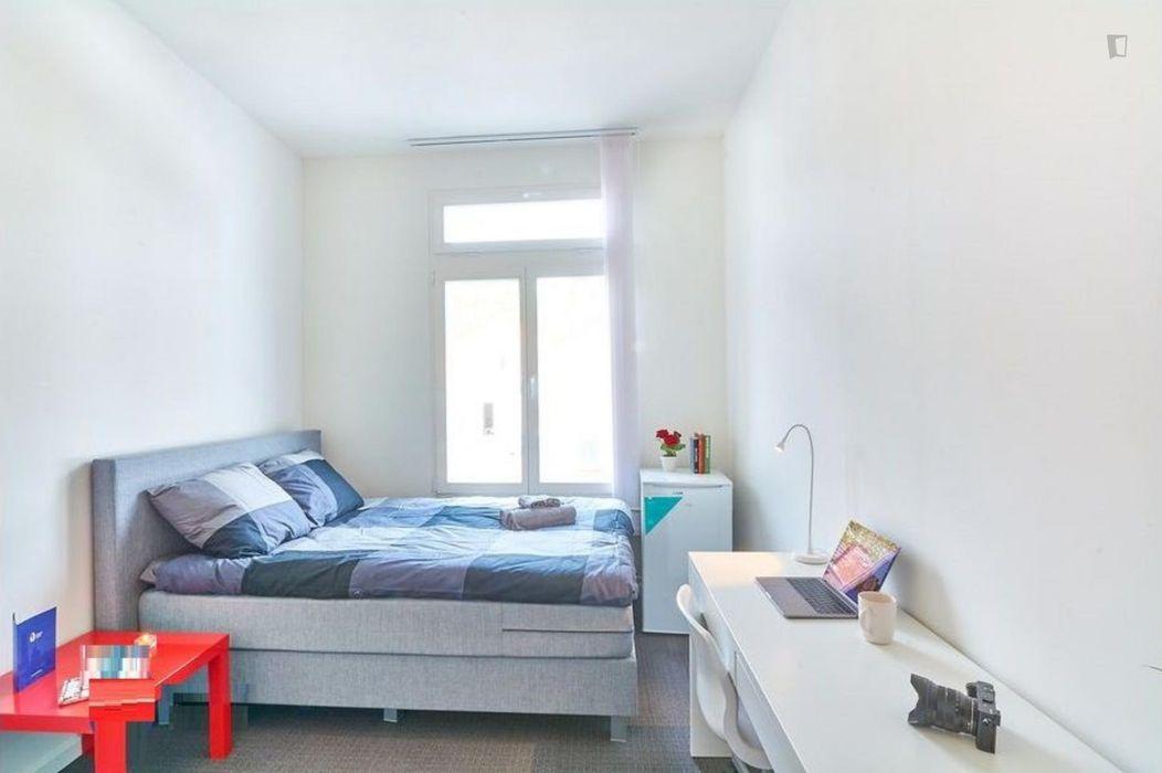 Pleasant double bedroom near Universiteit Utrecht