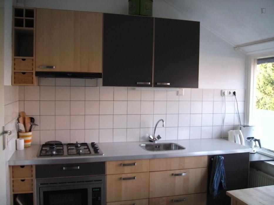 Cosy studio flat in Beijum-Oost