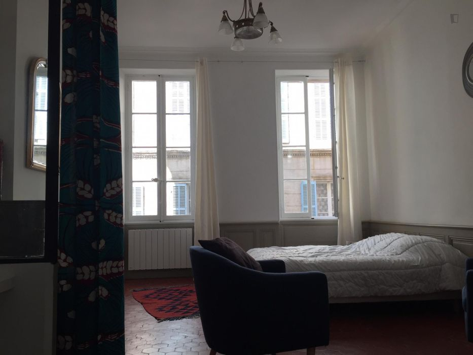 1-bedroom apartment close to Notre-Dame du Mont