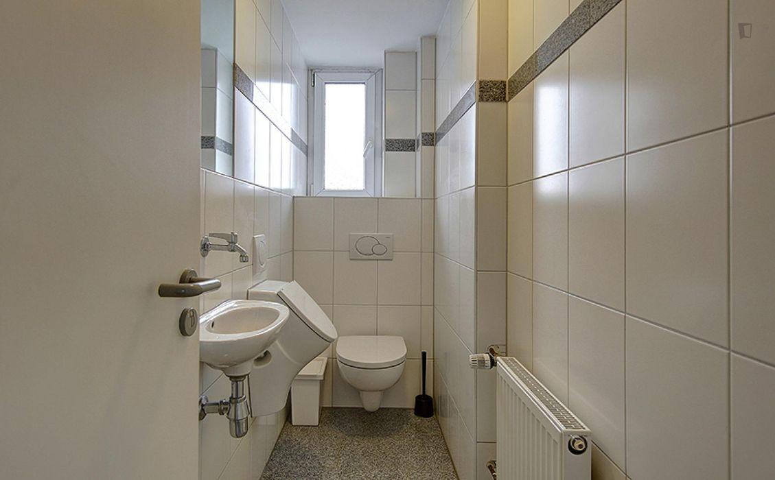 Very nice bedroom in Bad Cannstatt