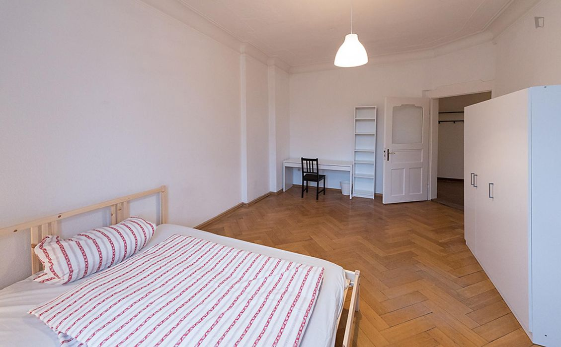 Charming double bedroom near the Münchner Oktoberfest