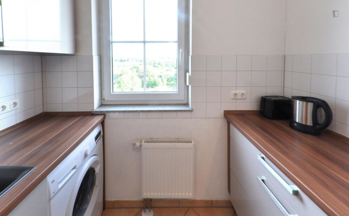 Lovely single bedroom close to Goethe-Universität Frankfurt am Main
