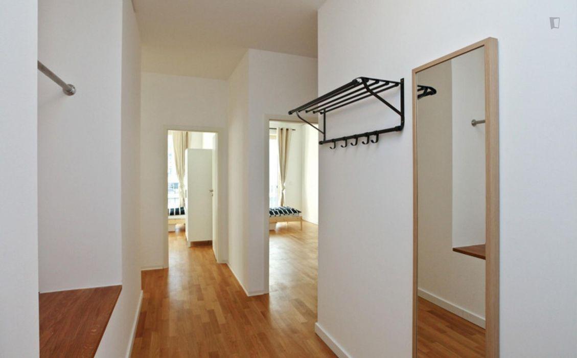 Inviting single bedroom in Ostend