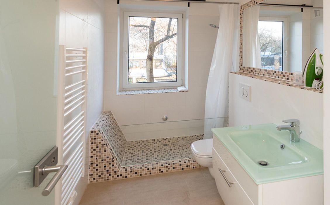 Good looking single bedroom close to Mangfallplatz metro station