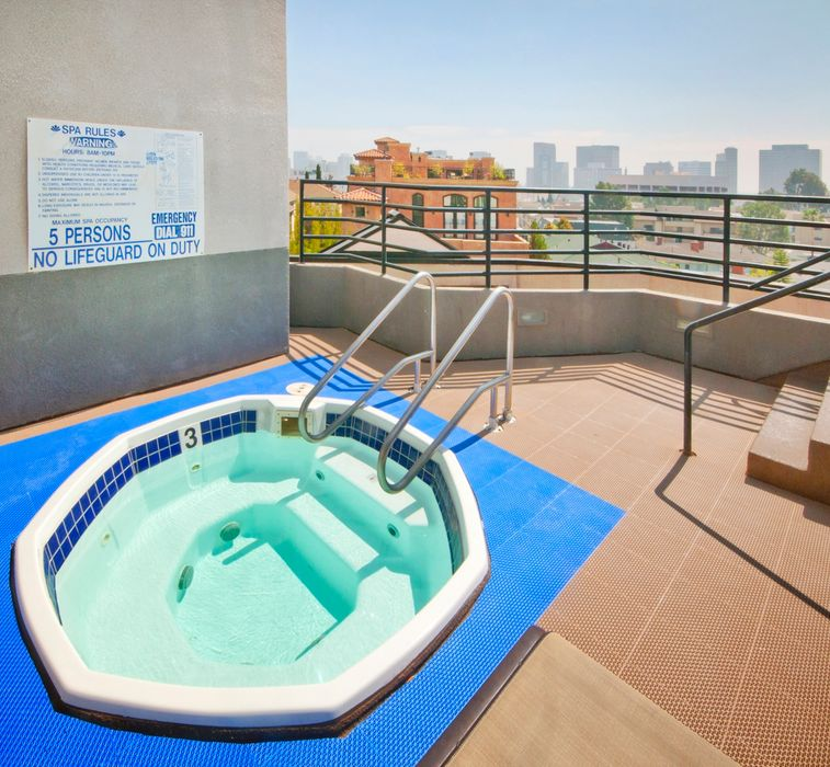 Student accommodation photo for Atrium Court Apartments in Westwood, Los Angeles