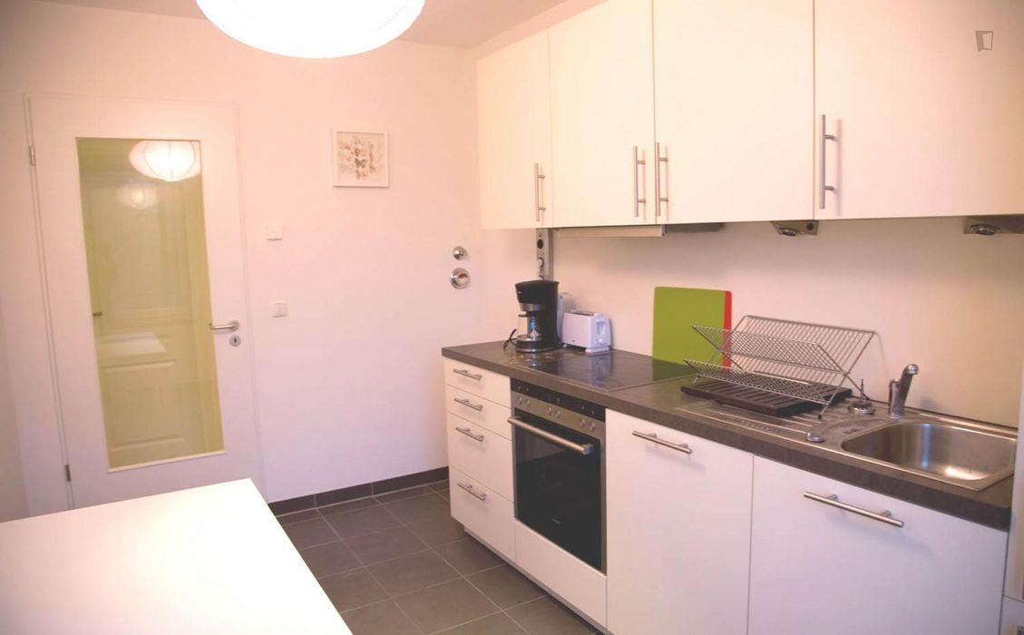 Cosy single bedroom near Uhlenhorst