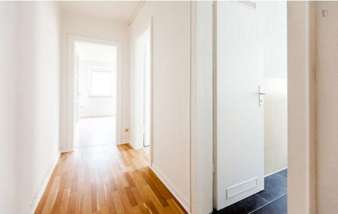 Comfortable 1-bedroom flat in a residence, near University of Wuppertal