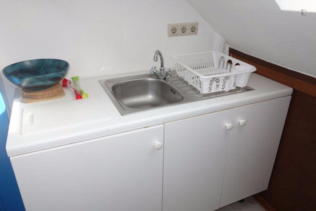 1-Bedroom apartment in residential Rüngsdorf