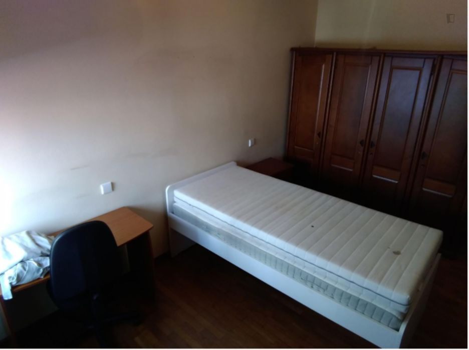 Nice single bedroom close to Universidade do Minho