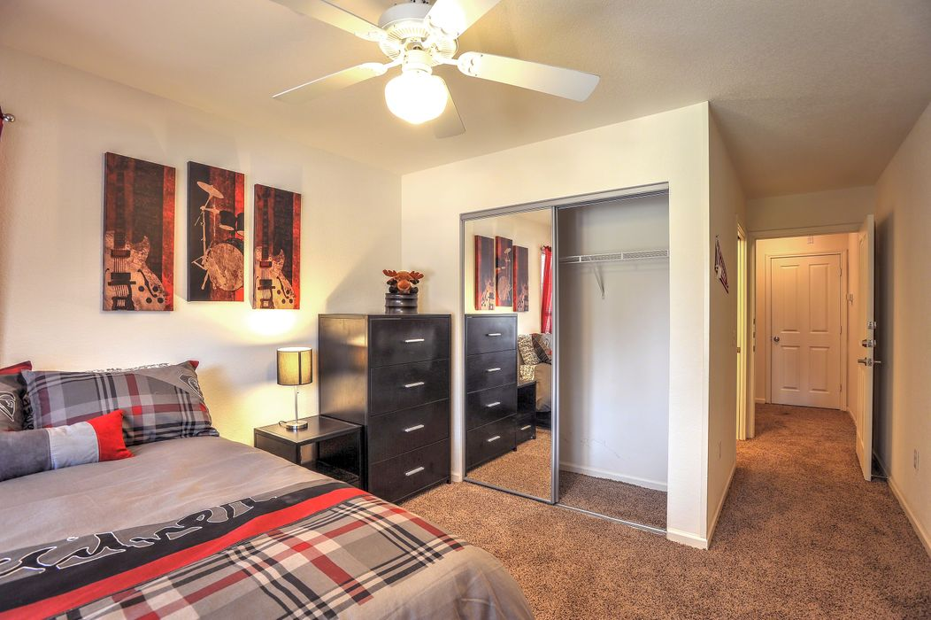 Student accommodation photo for Campus Lodge Apartments in Norman