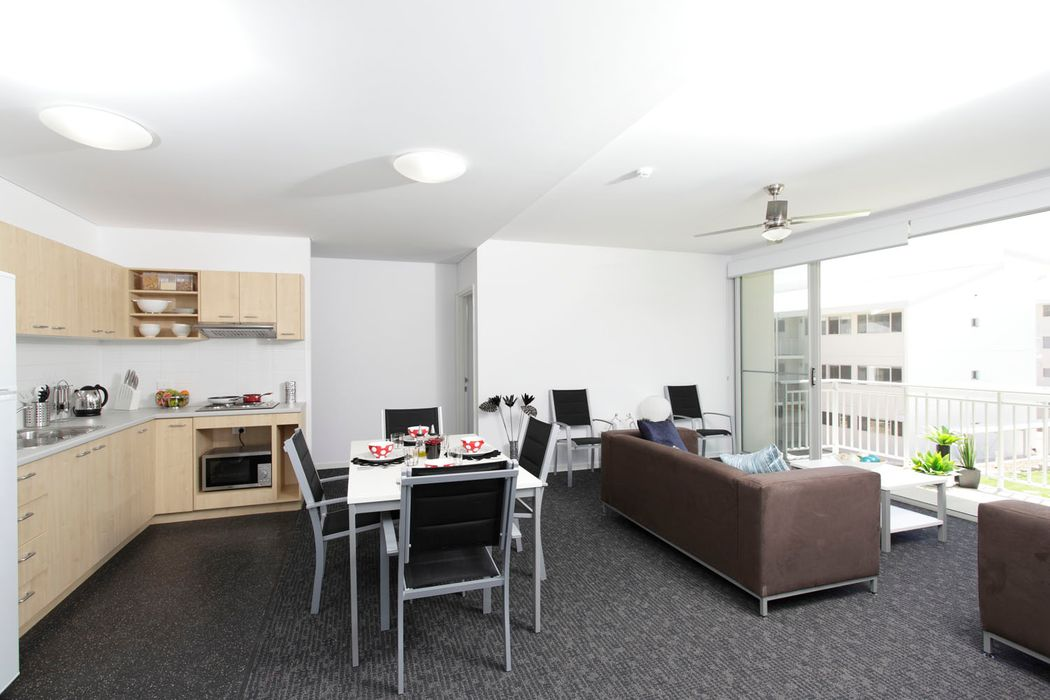 Student accommodation photo for Murdoch University Village in South Perth, Perth