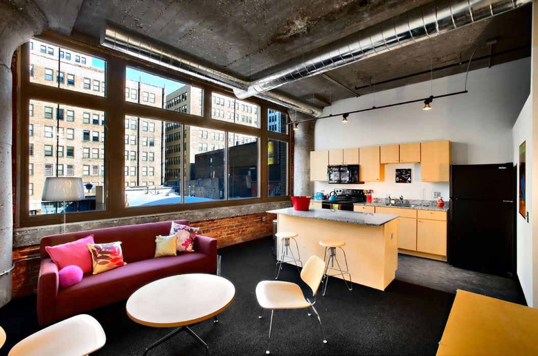 Student accommodation photo for Dwight Lofts in Near West Side, Chicago