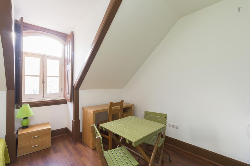 Welcoming studio in the heart of Coimbra