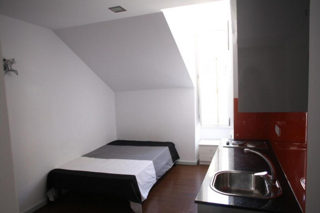 Homely studio close to Universidade de Coimbra