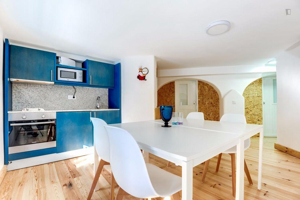 Great 3-bedroom apartment next to INESC Coimbra - Instituto de Engenharia de Sistemas e Computadores de Coimbra