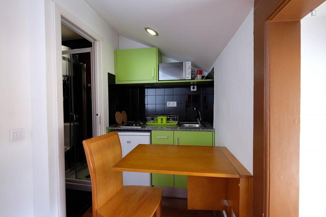 Homely studio in Alta Universitária