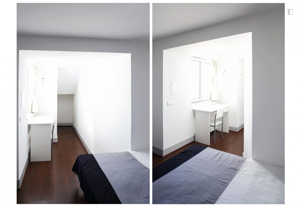 Bright studio close to Universidade de Coimbra