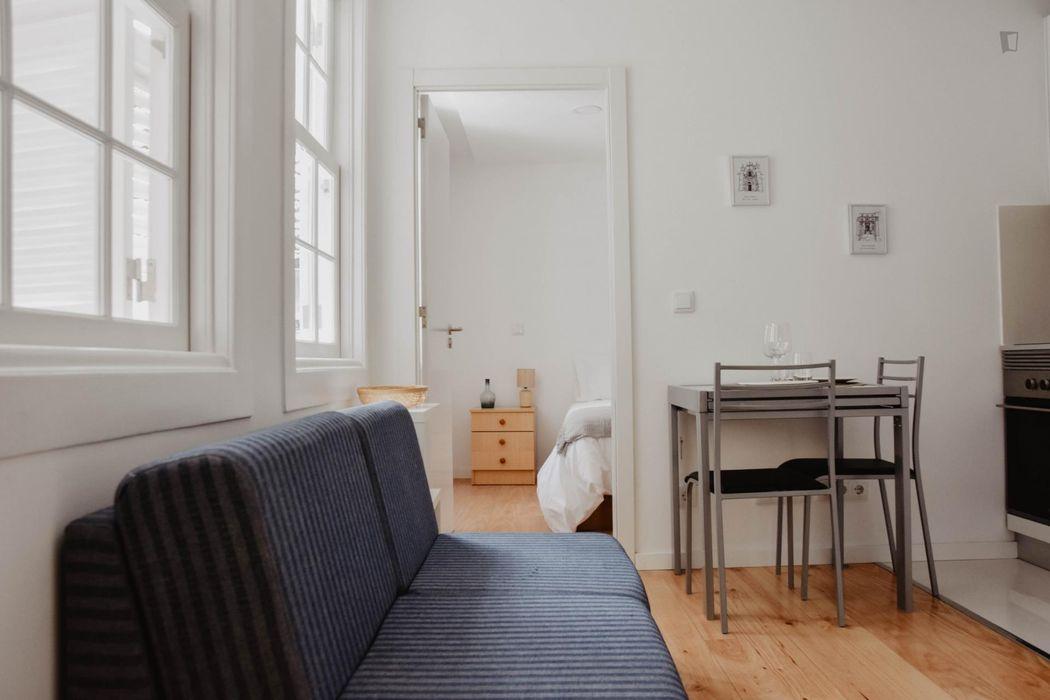 1-bedroom apartment near Praça do Comércio