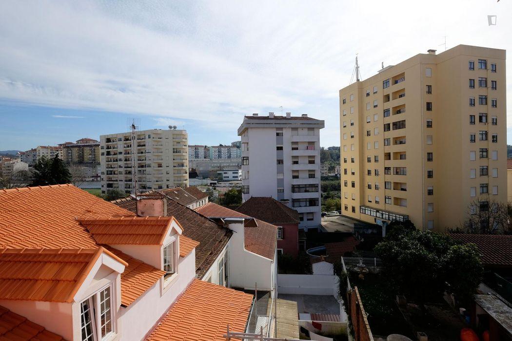 Lovely studio flat in proximity to Universidade de Coimbra
