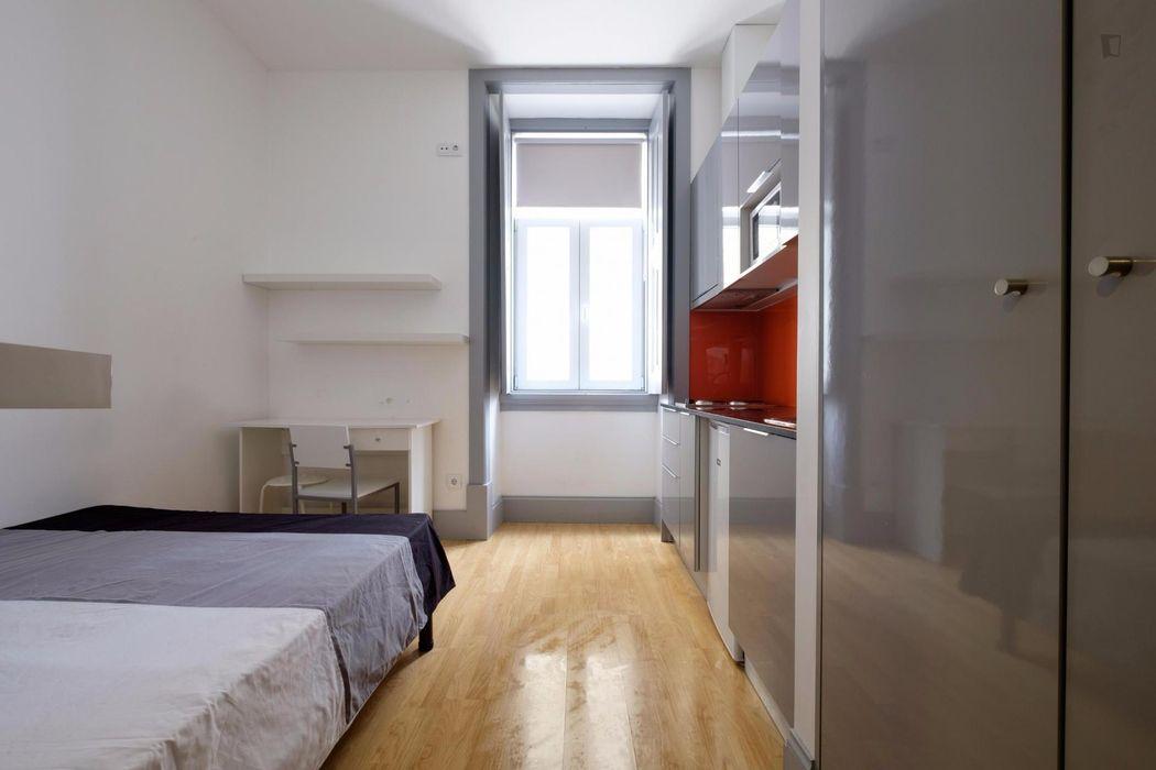 Modern Studio in Coimbra