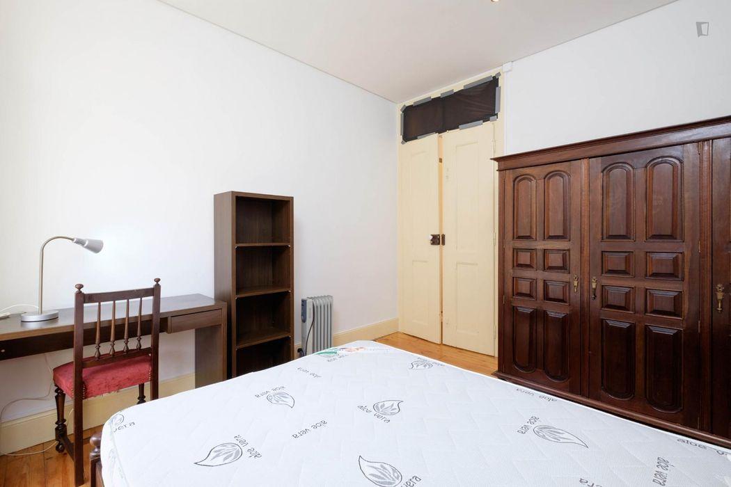 Lovely 3-bedroom apartment close to Universidade de Coimbra