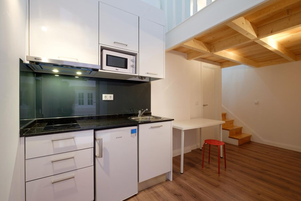 Neat studio apartment in central Coimbra