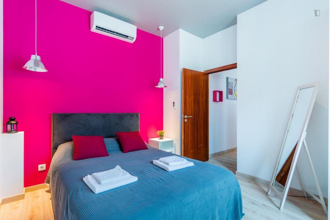 Great 1 bedroom apartment close to Universidade de Coimbra