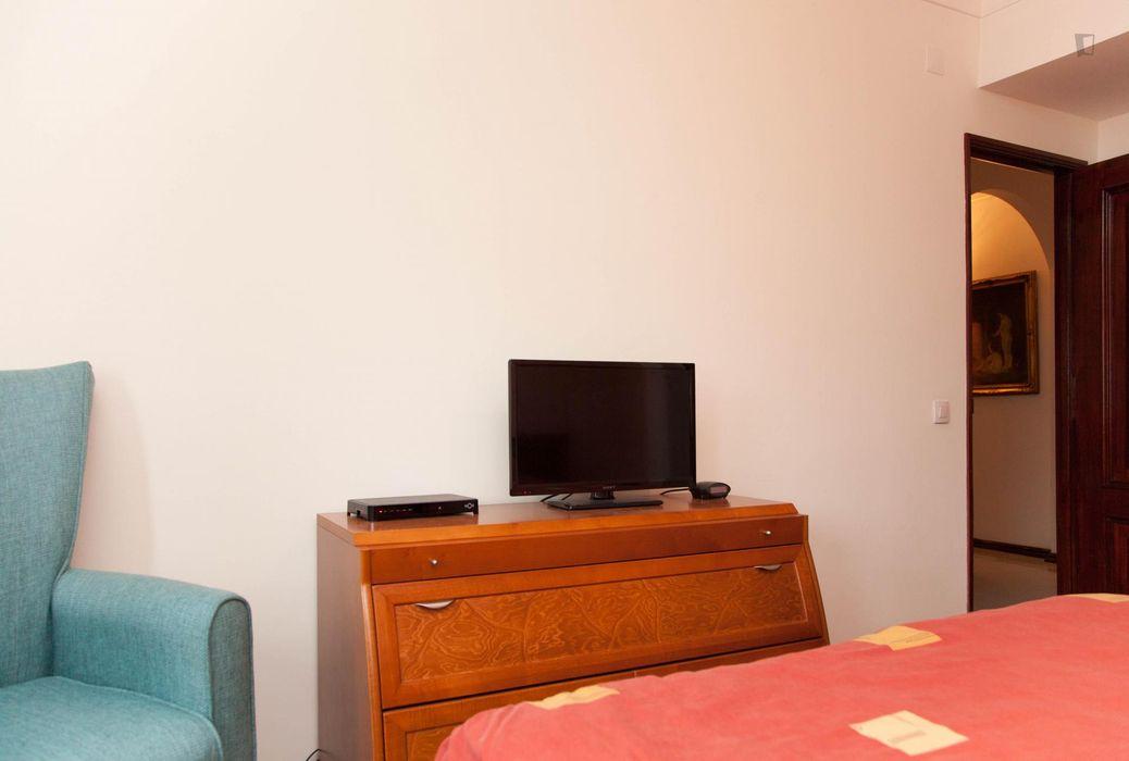 High-quality 2-bedroom flat not far from Universidade de Coimbra