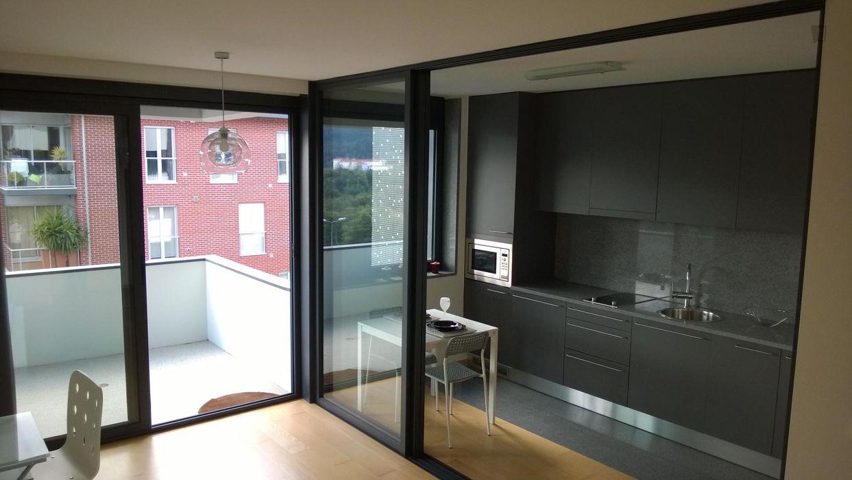 Charismatic studio in residential Pinhal De Mouros