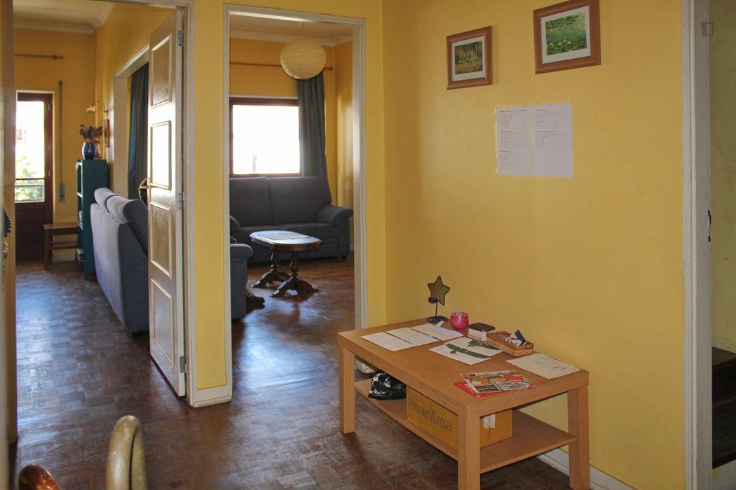 Comfy single bedroom near Sé Nova