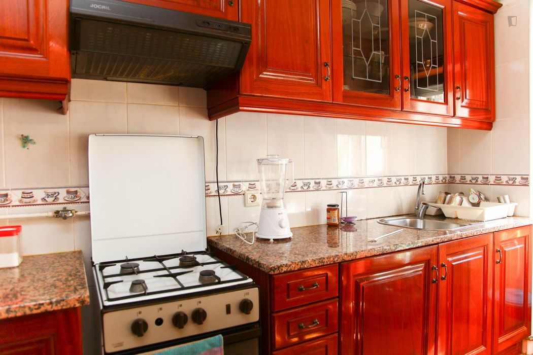 Very cool 2-bedroom flat in Coimbra's downtown area
