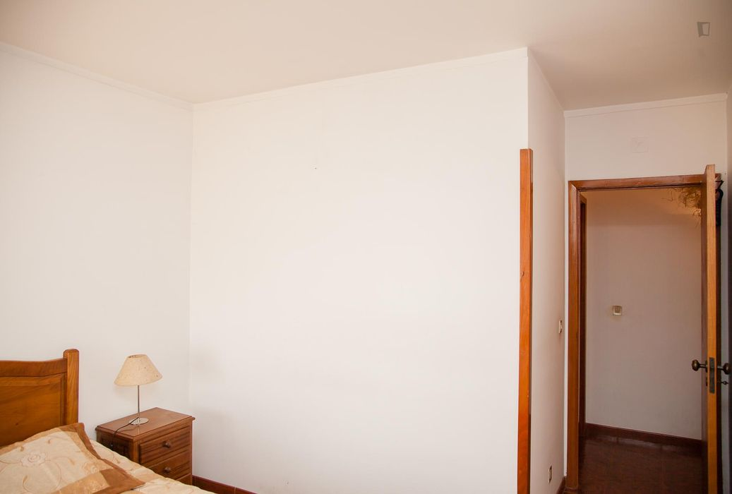 Welcoming 1-bedroom flat near Coimbra-B train station