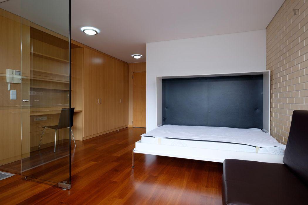High-quality studio not too far from Universidade de Coimbra