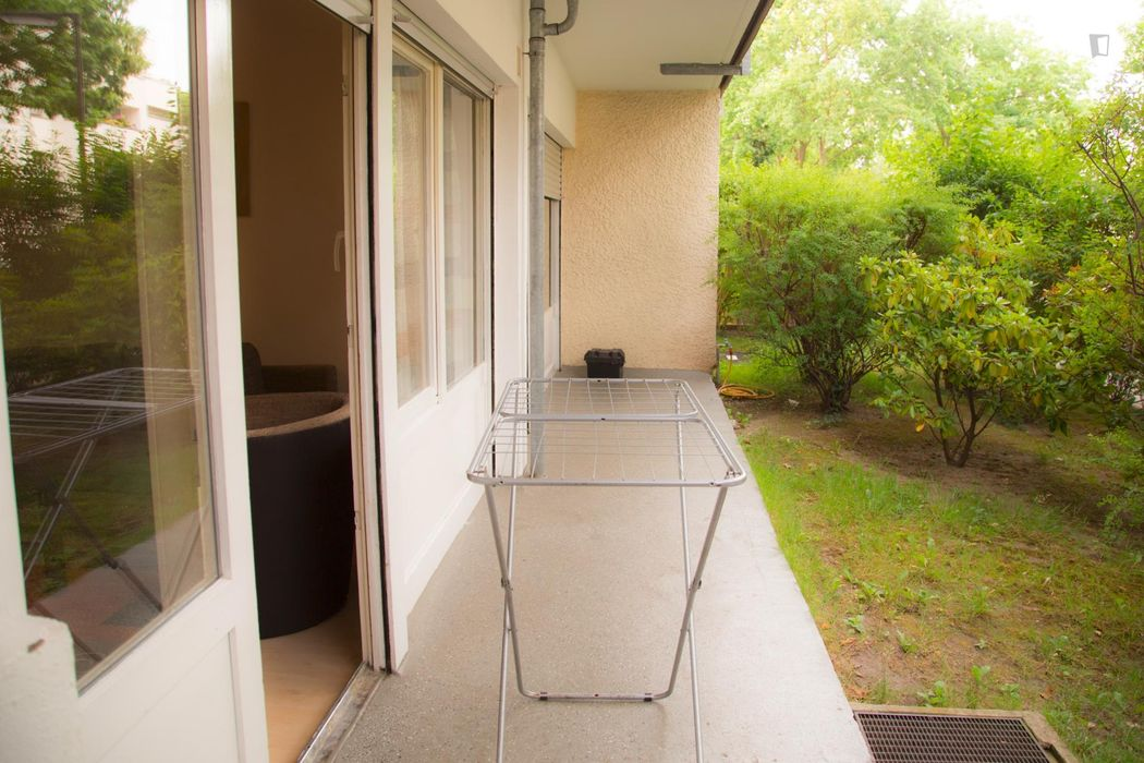 Charming and snug 1-bedroom flat in Steglitz