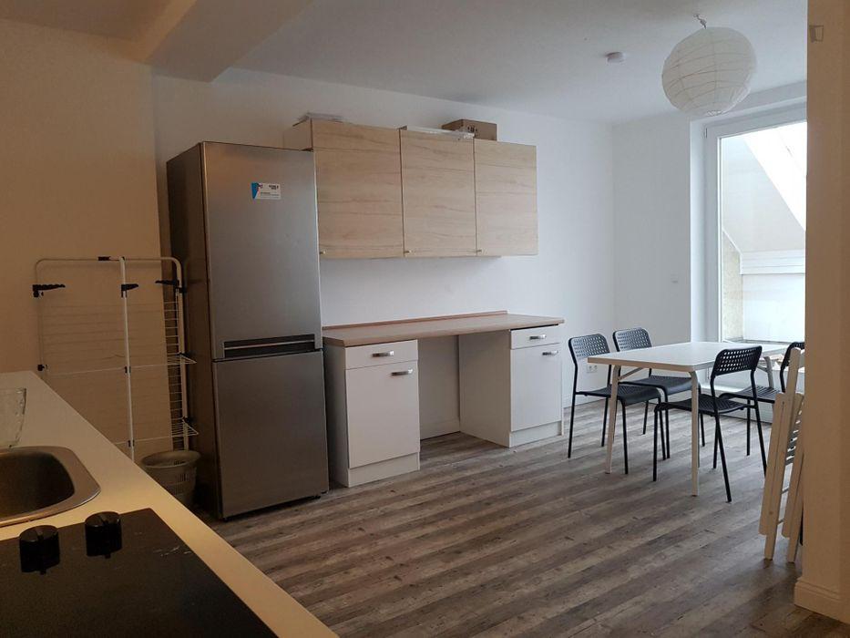 Cosy single bedroom in Moabit