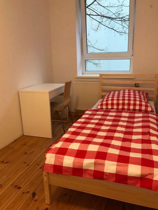 Snug single bedroom in Spandau