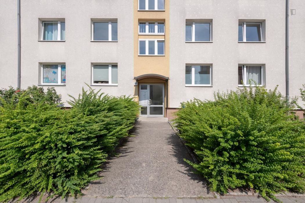 Cosy single bedroom in Adlershof